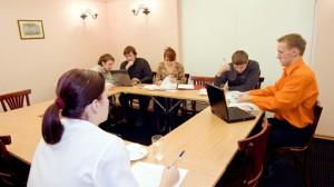 Koidulapark Hotell seminariruumide rent